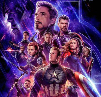 One Last Time…Avengers Assemble!