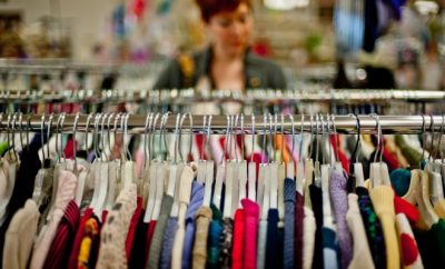 An Unlikely Hobby: Thrift Shopping