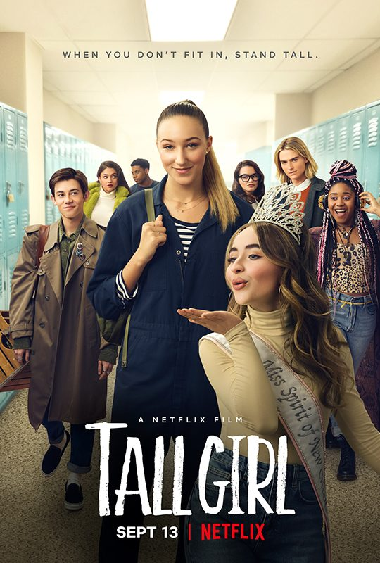 Tall Girl is another mediocre high school tale