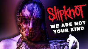 An experimental Slipknot returns
