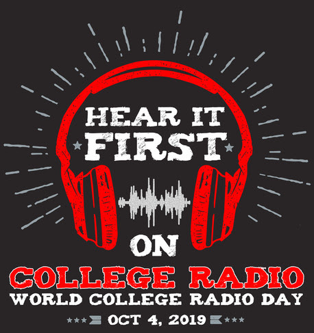 KMSC preps for College Radio Day