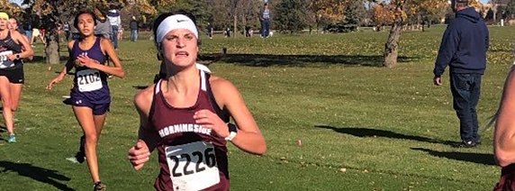 McKibben's journey from sprinter to cross country
