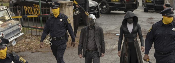 HBO's Watchmen caters to the fans