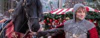 Knight Before Christmas: cheesy goodness