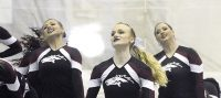 Dance, cheer split season opener