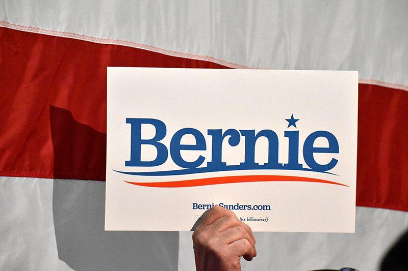 Bernie comes to Sioux City