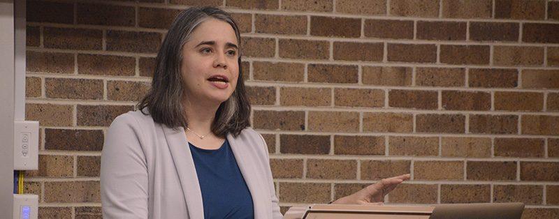 Coody opens Humanities Series