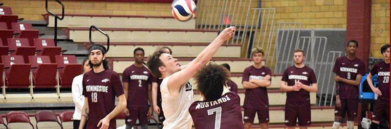 Grand View takes down Morningside men's volleyball