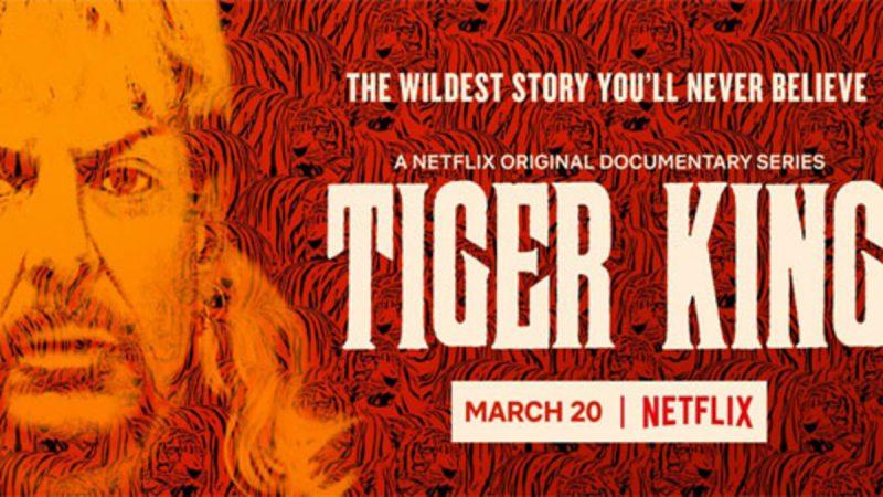 'Tiger King' a hilarious success