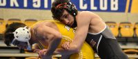 Wrestlers Claim Cross Town Victory