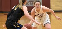 Mustangs Secure Ticket to GPAC Tournament Championship (Photos)