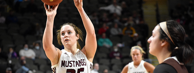 Mustangs Move On After Win Over Saint Francis (Photos)