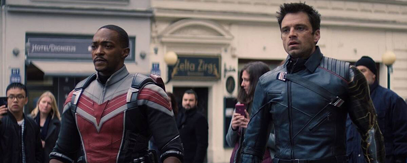 The Snap: 'The Falcon and The Winter Soldier' Gives a Sucker Punch