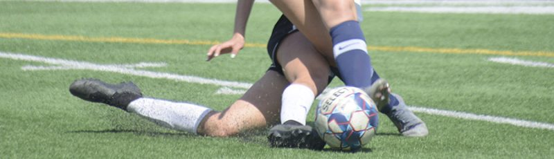 Women soccer players have to prove themselves as athletes