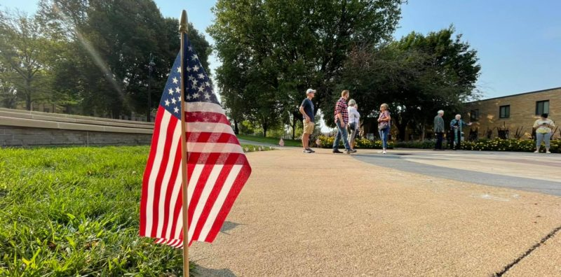 Student Government hosts gathering to remember 9/11