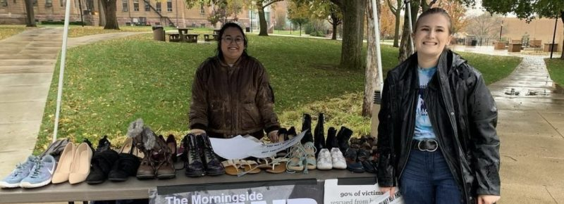 Morningside Stand Against Sex Trafficking