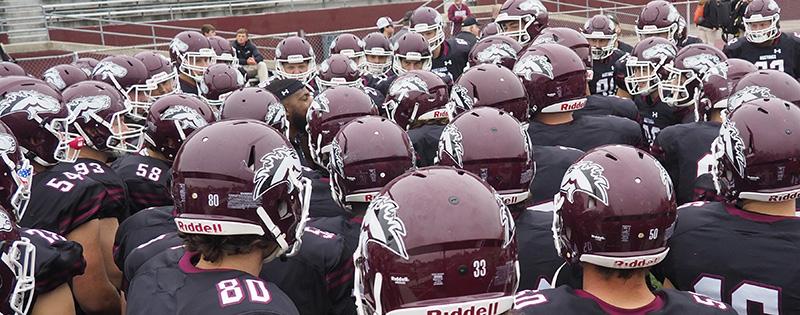 Mustangs Wax the Warriors