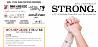 """Morningside theatre back in action with """"STRONG."""""""